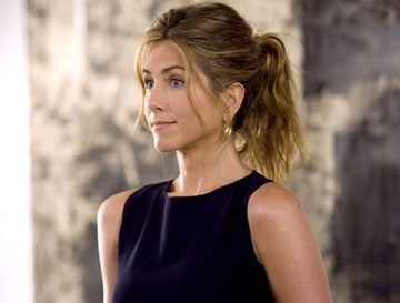 Jennifer Aniston in una scena del film Ti odio, ti lascio, ti...