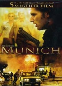 La copertina DVD di Munich