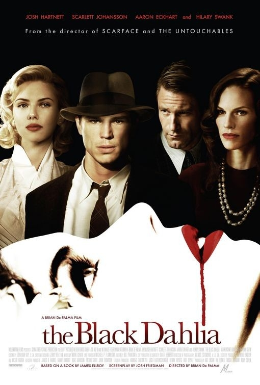 La locandina di The Black Dahlia