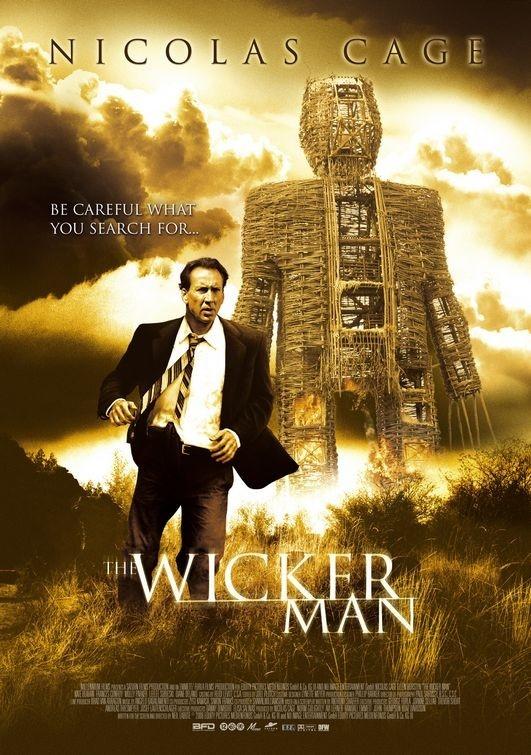 La locandina di The Wicker Man - Il prescelto