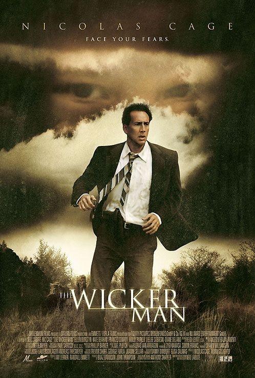 La locandina di The Wicker Man