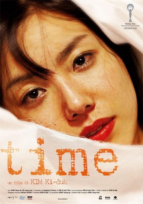La locandina di Time