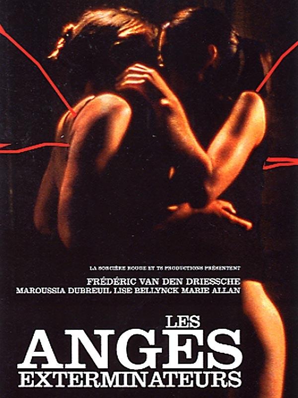 La locandina di Gli angeli sterminatori