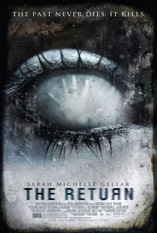 La locandina di The Return