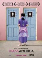 La copertina DVD di Transamerica