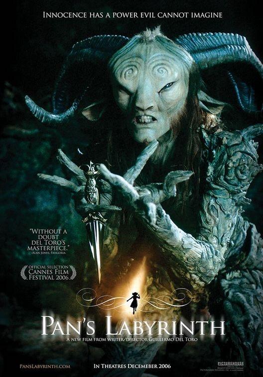 La locandina di El laberinto del fauno (2006)