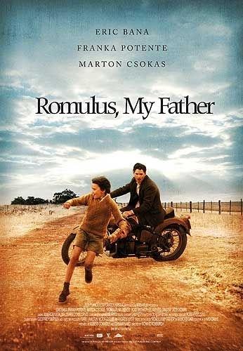 La locandina di Romulus, My Father
