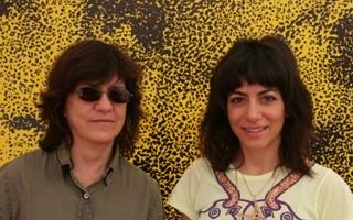 Locarno 2006 -  Sara Silveira, produttrice e Marina Person, regista del film PERSON