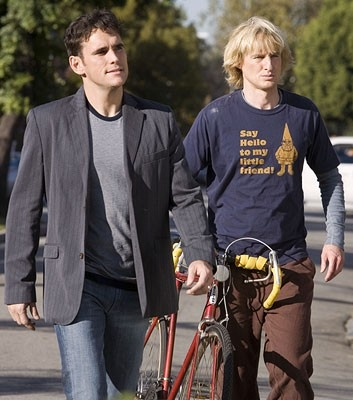 Matt Dillon ed Owen Wilson in You, Me and Dupree