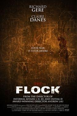 Il poster di The Flock