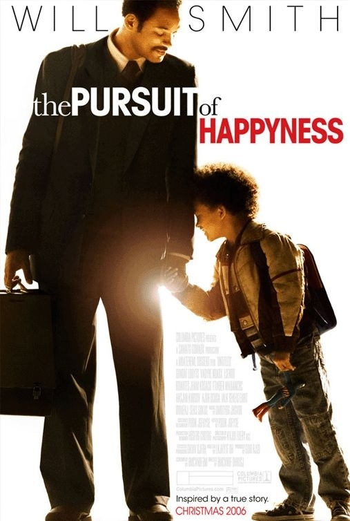 La locandina di The Pursuit of Happiness