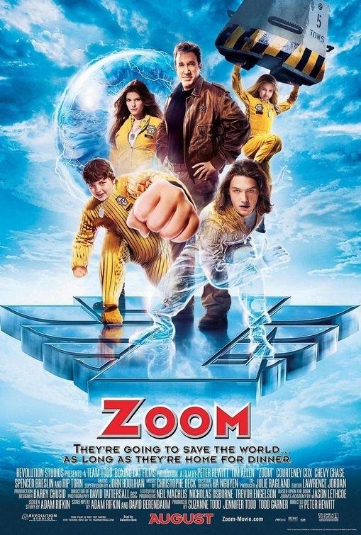 La locandina di Zoom
