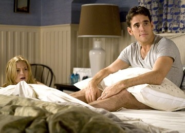 Matt Dillon con Kate Hudson in You, Me and Dupree
