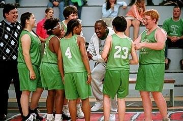 Una scena di Un allenatore in palla