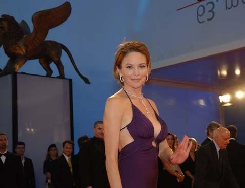 La diva Diane Lane a Venezia 2006 per presentare Hollywoodland