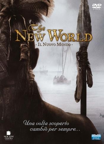 La copertina DVD di The New World - Il nuovo mondo Collector's edition