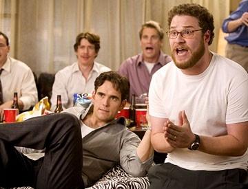 Matt Dillon e Seth Rogen in Tu, io e Dupree