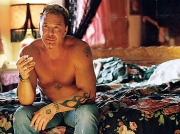 Mickey Rourke in Domino