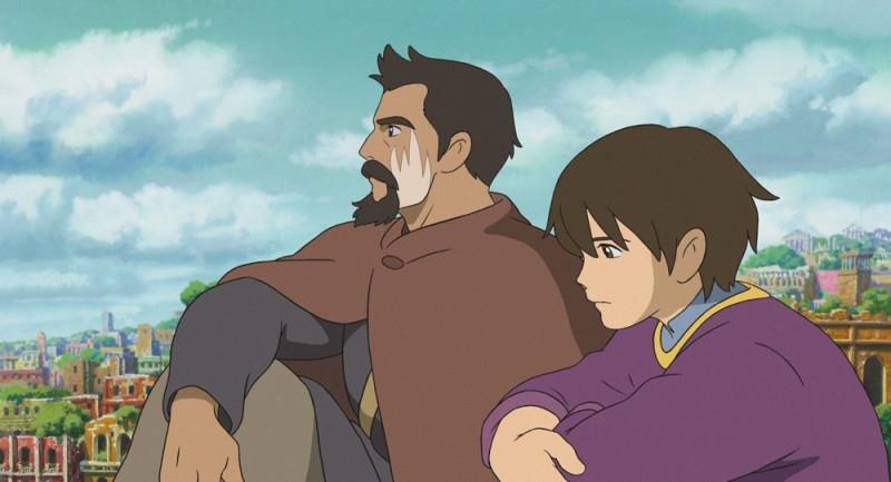 Una scena del film I racconti di Terramare (Gedo senki)