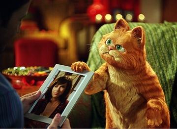 Una scena di Garfield 2 (2006)