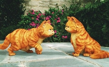 Una sequenza di Garfield 2