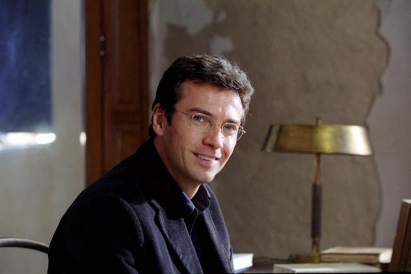 Alessio Boni in una scena del film Viaggio segreto