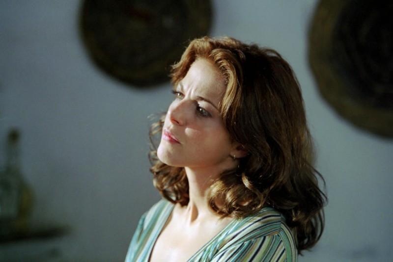Claudia Gerini in una scena di Viaggio segreto