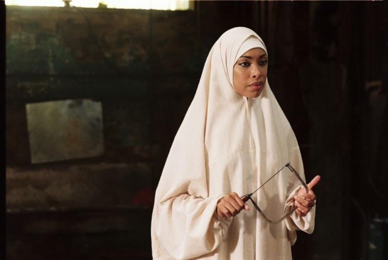 Gina Torres in una immagine del film Five Fingers
