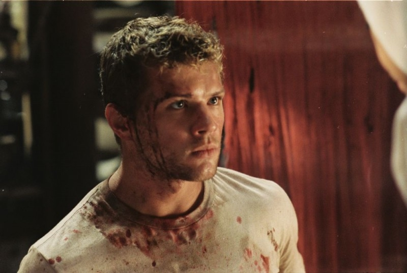 Ryan Phillippe in una sequenza del film Five Fingers
