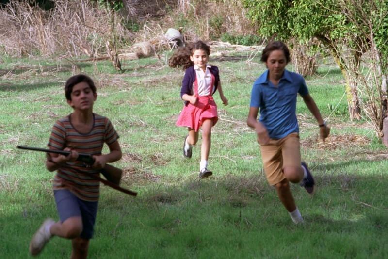 Una scena del film Viaggio segreto (2006)