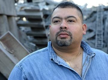 Will Jimeno in World Trade Center