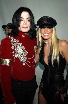 Britney Spears e Michael Jackson