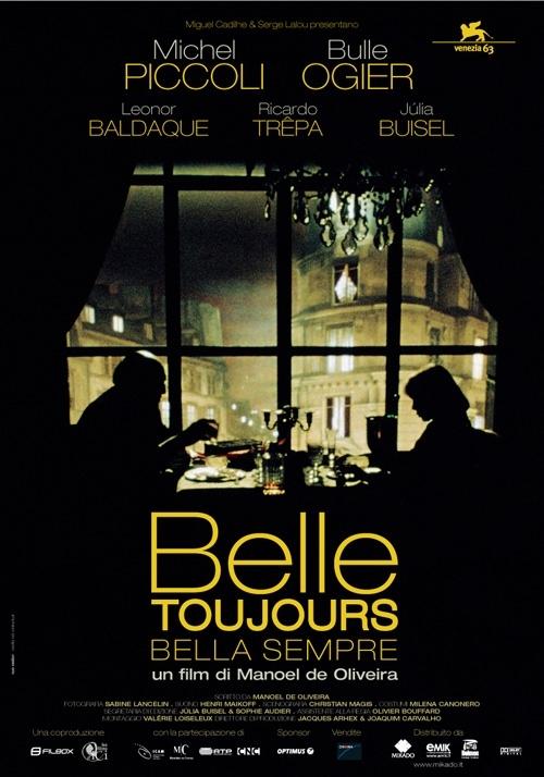 La locandina di Belle toujours - Bella sempre