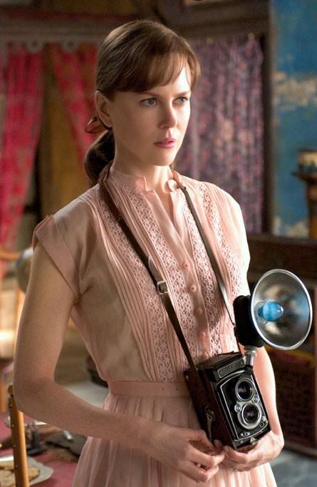 Nicole Kidman in una sequenza di Fur: un ritratto immaginario di Diane Arbus