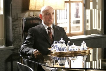 Ben Kingsley in una scena di Slevin - Patto criminale