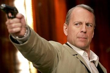 Bruce Willis in Slevin - Patto criminale del 2005