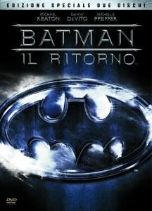 La copertina DVD di Batman Il Ritorno - Edizione Speciale