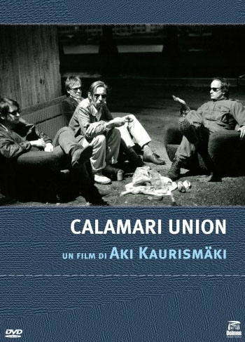 La copertina DVD di Calamari Union