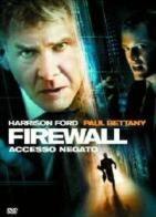 La copertina DVD di Firewall Accesso negato