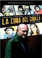 La copertina DVD di La cura del gorilla