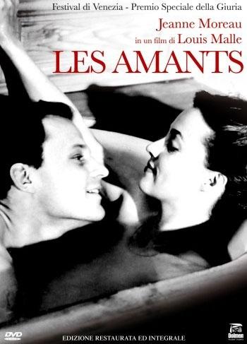 La copertina DVD di Les amants - Ed. integrale