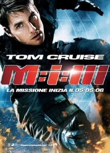 La copertina DVD di Mission: Impossible III