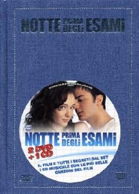 La copertina DVD di Notte prima degli esami - Limited edition