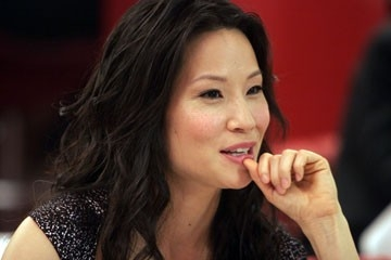 La bella Lucy Liu in Slevin - Patto criminale
