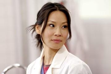 Lucy Liu in una scena di Slevin - Patto criminale