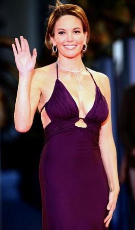 Diane Lane a Venezia 2006 per presentare Hollywoodland