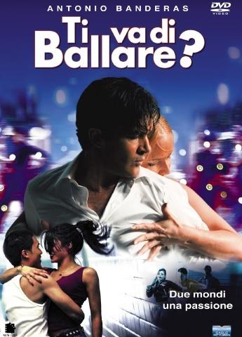 La copertina DVD di Ti va di ballare?