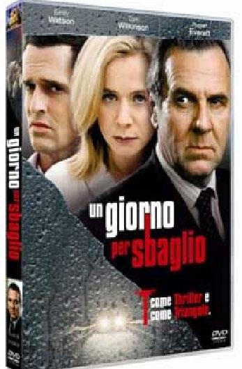 La copertina DVD di Un giorno per sbaglio