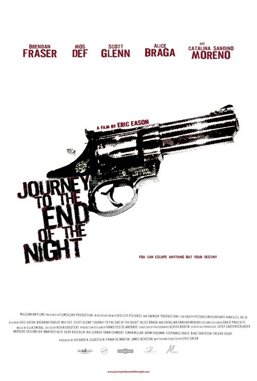 La locandina di Journey to the End of the Night