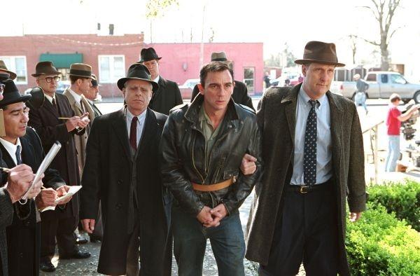 Daniel Craig in una scena di Infamous
